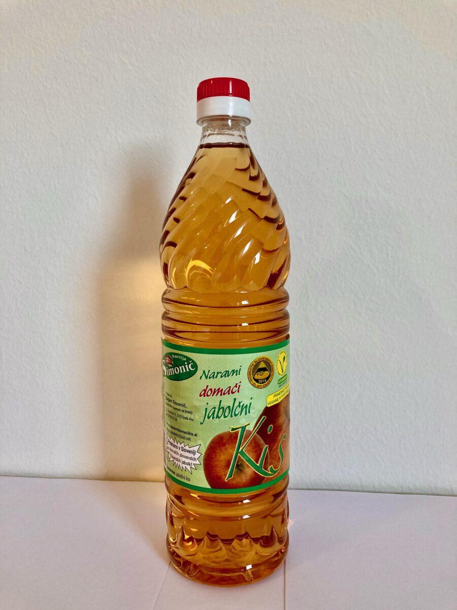 Naravni domači jabolčni kis Kmetija Simonič